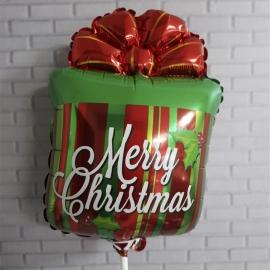 Globo mediano navidad regalo