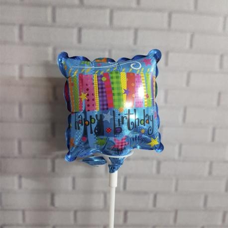 Globo pequeño cumpleaños 2